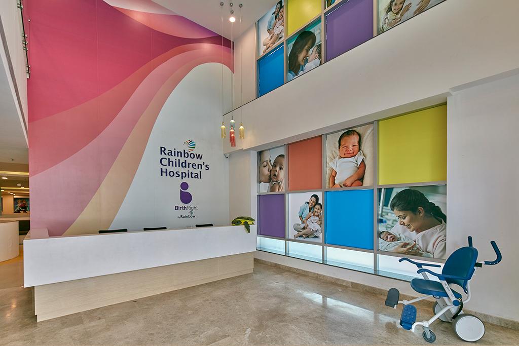 M/s. Rainbow Children's Hospital